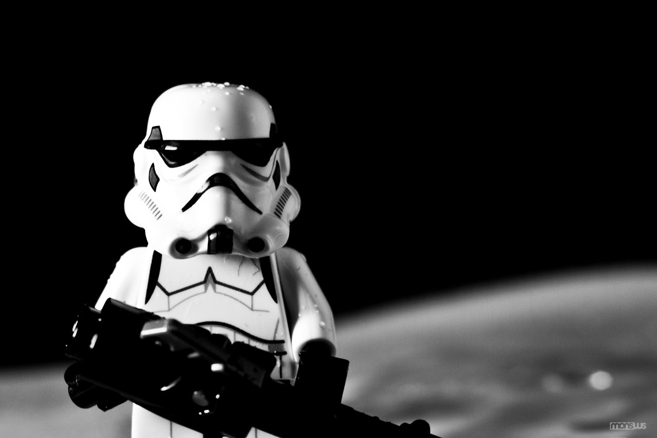 Star wars Lego Stormtrooper